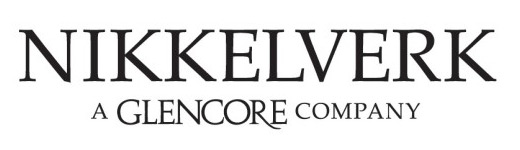 Logo: Glencore Nikkelverk AS