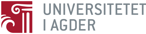 Logo: Universitetet i Agder